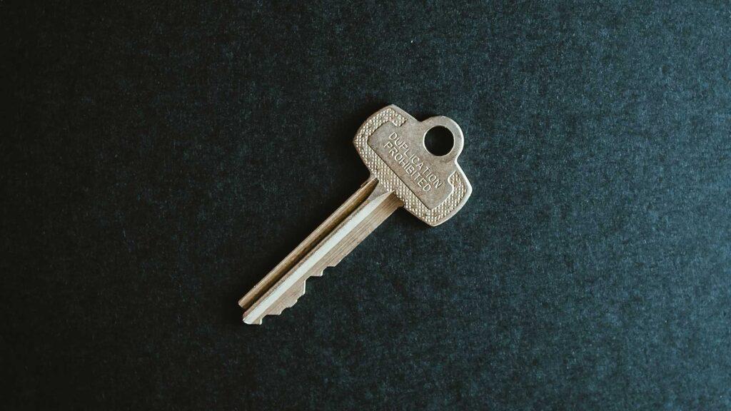 Schlüssel verloren: Wir helfen dir.